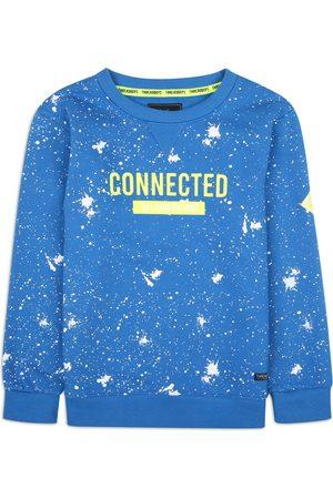 Threadbare Netherlands Graphic Print Splatter Sweatshirt