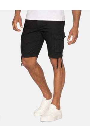 Threadbare Manchester Cotton Cargo Shorts