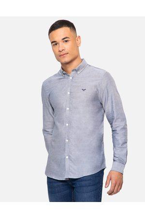 Threadbare Beacon Cotton Long Sleeve Shirt