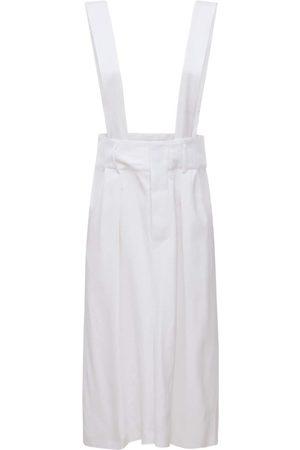 Isabel Marant Laraya Costard Viscose Midi Skirt