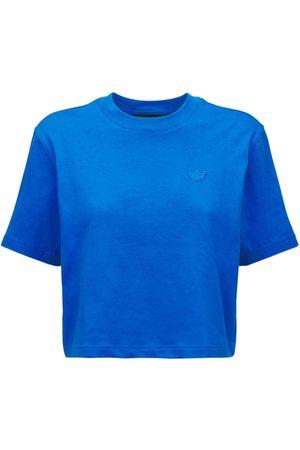 adidas Women Sports T-shirts - Cotton T-shirt