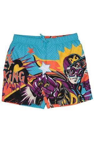 Dolce & Gabbana Boys Swim Shorts - DOLCE & GABBANA