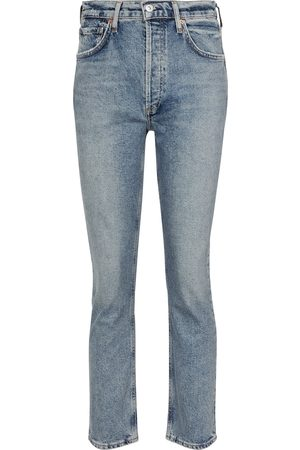 Citizens of Humanity Jolene high-rise straight jeans