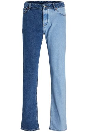 JACK & JONES Men Straight - Jxseoul Cr3102 Straight Fit Jeans