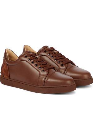Christian Louboutin Fun Vieira leather sneakers