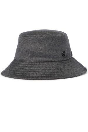 Le Mont St Michel Angele cashmere bucket hat