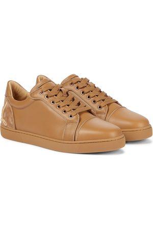 Christian Louboutin Exclusive to Mytheresa – Fun Vieira leather sneakers