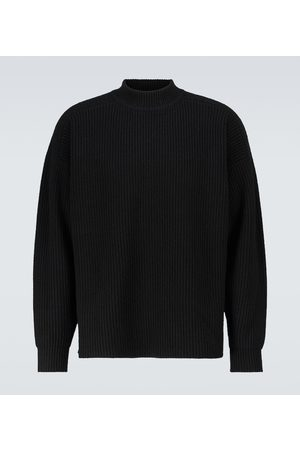 The Row Dareno wool and cashmere sweater