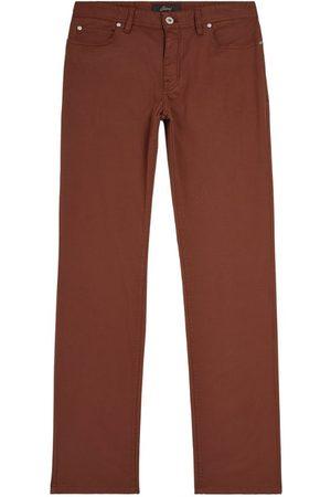 BRIONI Straight 5-Pocket Jeans
