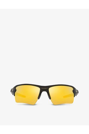 Oakley OO9188 Flak 2.0 rectangle sunglasses
