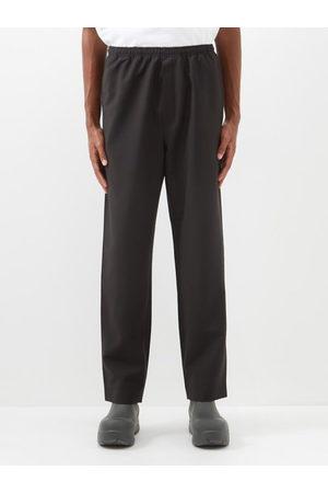 Acne Studios Peacemo Wool-blend Trousers - Mens