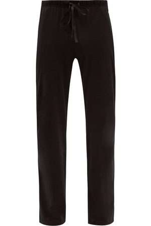 Polo Ralph Lauren Logo-embroidered Cotton-jersey Pyjama Trousers - Mens