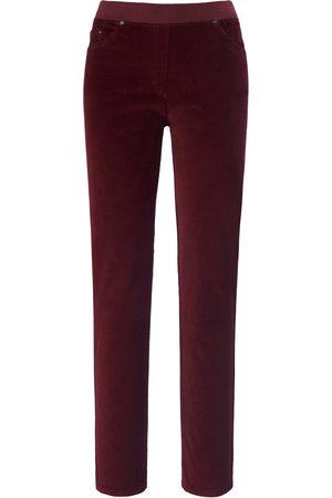 Brax Women Skinny Trousers - ProForm Slim pull-on trousers design Pamina size: 10s