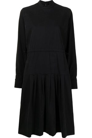 YMC Drawstring-waist dress