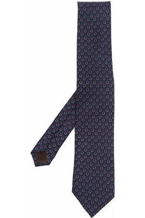Church's Printed silk tie
