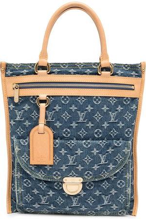 LOUIS VUITTON 2005 pre-owned Flat Shopper tote bag