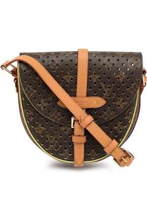 LOUIS VUITTON Women Purses & Wallets - 2011 pre-owned monogram perforated Shantilly PM shoulder bag