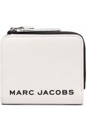 Marc Jacobs Logo-print wallet