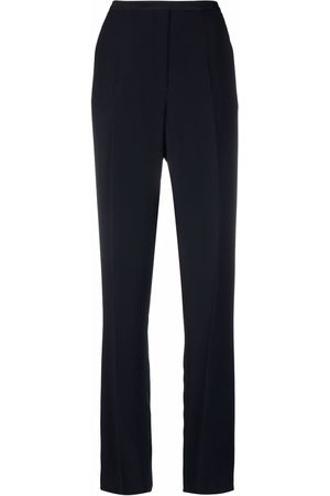 Gianfranco Ferré Women Trousers - 1990s high-waisted tailored trousers