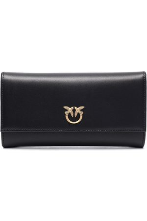 Pinko Continental leather wallet