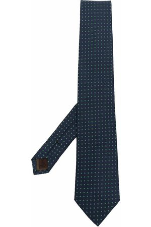 Church's Men Bow Ties - Embroidered silk tie