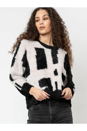 Religion Abstract Knitted Jumper