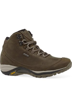 Merrell Siren Traveller 3 MID WP s Walking Shoes - Brindle Boulder