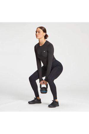 MP Women's Essentials Training Dry Tech Long Sleeve Crop Top