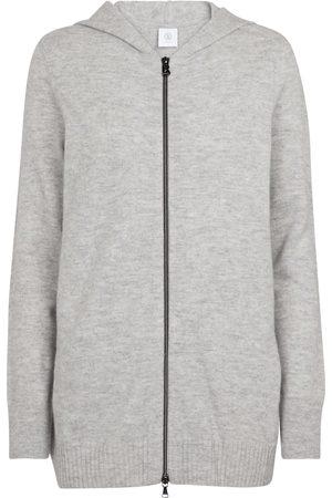 Bogner Women Hoodies - Leony virgin wool hoodie
