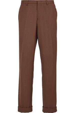 Tod's Virgin wool straight pants