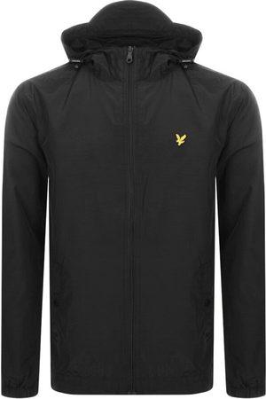 Lyle & Scott Men Sports Jackets - Hooded Windbreaker Jacket