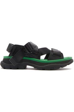 Alexander McQueen Tread Leather Sandals - Womens - Multi