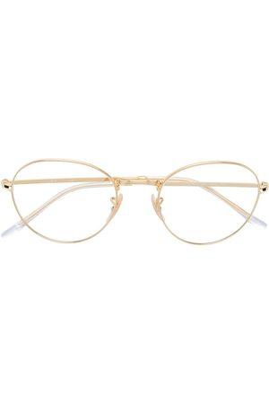 Ray-Ban Round shaped glasses - Metallic
