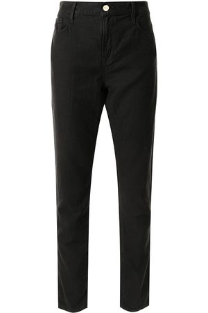 Frame Women Tapered - Le Garcon mid-rise relaxed jeans