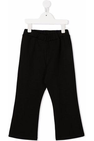 DOUUOD KIDS Wide-leg pull-on trousers