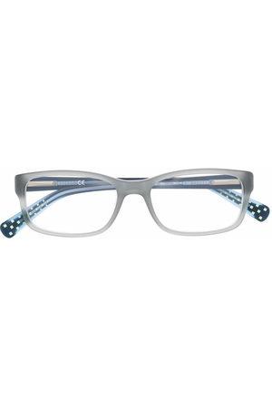 Nike 5513 rectangle-frame glasses