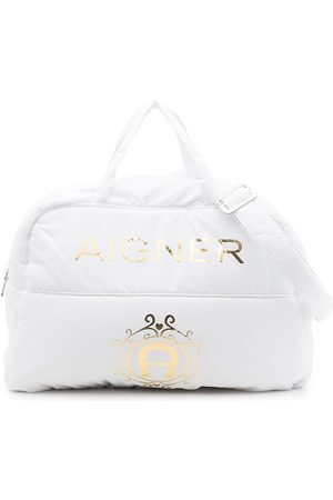 Aigner Baby Baby Changing Bags - Logo-print changing bag