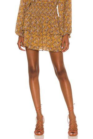 Minkpink Tarsus Mini Skirt in . Size S, XS, M.