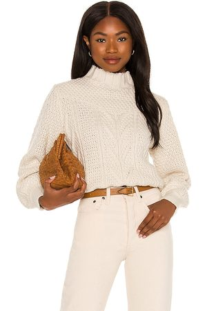 Minkpink Haoma High Neck Knit Jumper in . Size S, XS, M.