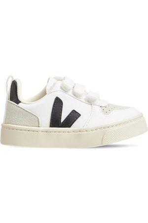 Veja Organic Cotton Strap Sneakers