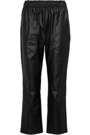 Proenza Schouler Faux leather pants