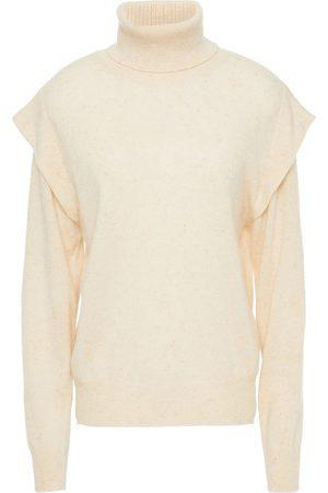 AUTUMN CASHMERE Woman Cashmere Turtleneck Sweater Size L