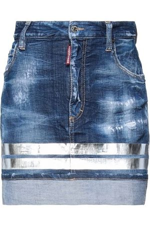 Dsquared2 Women Denim Skirts - DSQUARED2