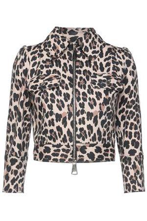 ATOS LOMBARDINI Women Denim Jackets - ATOS LOMBARDINI