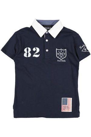 FRED MELLO Boys Polo Shirts - FRED MELLO