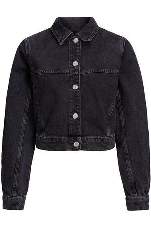 jack & jones Jxmaggy Cropped Denim Jacket