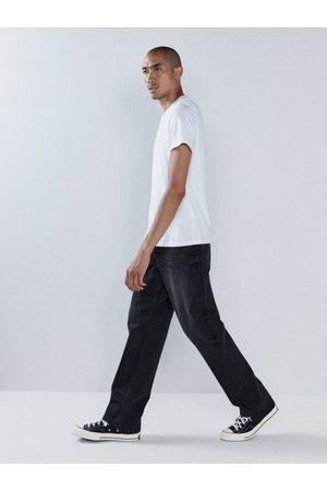 Raey Men Straight - Open Low-rise Straight-leg Jeans - Mens