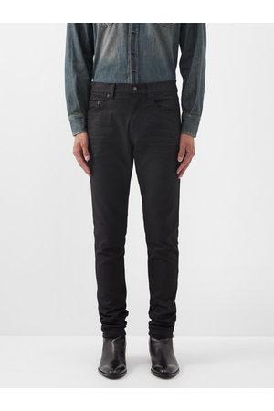 Saint Laurent Low-rise Slim-leg Jeans - Mens