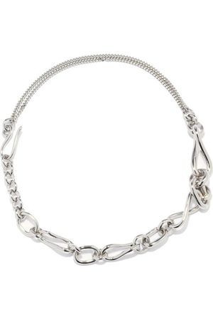 Loewe Sterling- Chain Necklace - Womens