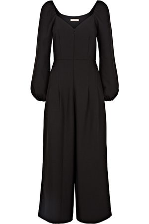 Traffic People Snare Long Sleeve Jumpsuit In